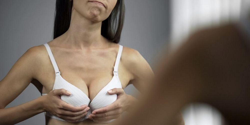 Breast Sagging After Weight Loss